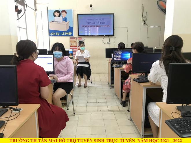 Sắp tuyển sinh trực tiếp, Hà Nội yêu cầu 100% trường học khai báo y tế điện tử ảnh 1