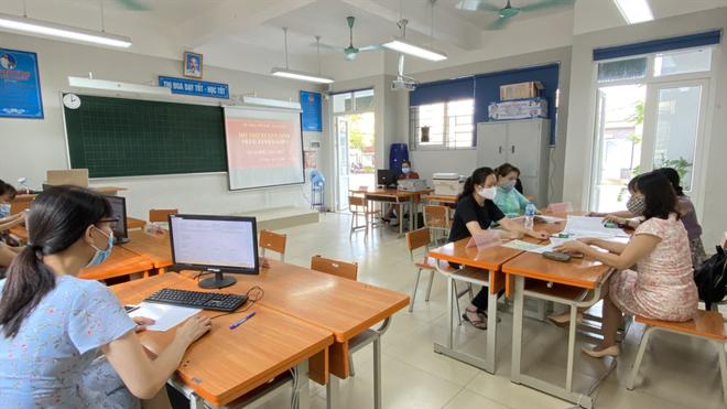 Hà Nội kết thúc tuyển sinh đầu cấp trực tuyến, đạt tỷ lệ gần 90% ảnh 1