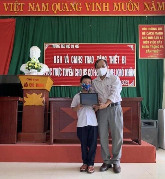 """Hơn 8.000 học sinh thiếu thiết bị học trực tuyến, Hà Nội phát động chương trình """"Máy tính cho em"""" ảnh 1"""