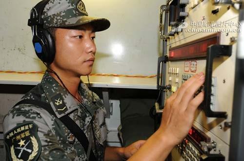 Trung Quốc tập luyện dàn trận, ''trêu tức'' Nhật Bản