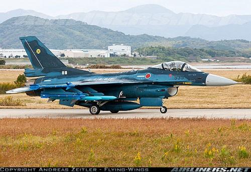 Bộ 3 chiến đấu cơ chủ lực của Nhật Bản