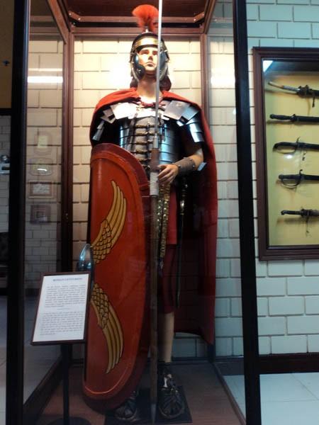 Thăm bảo tàng vũ khí cổ châu Âu ở Việt Nam ảnh 2