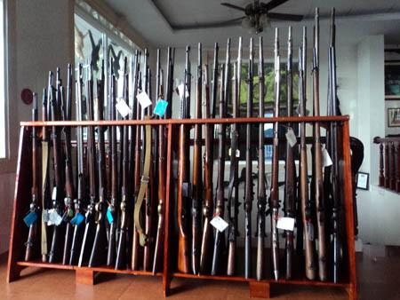 Thăm bảo tàng vũ khí cổ châu Âu ở Việt Nam ảnh 14