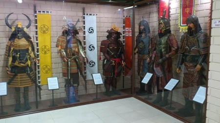 Thăm bảo tàng vũ khí cổ châu Âu ở Việt Nam ảnh 4