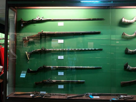 Thăm bảo tàng vũ khí cổ châu Âu ở Việt Nam ảnh 8