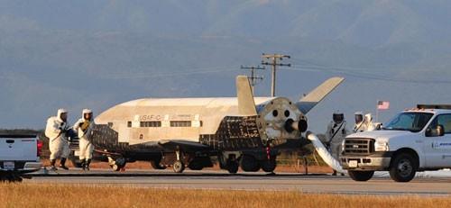 Mỹ tiếp tục phóng tàu vũ trụ quân sự bí mật X-37B