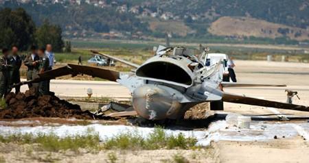 Ảnh tổng hợp các vụ F-16 gặp nạn ảnh 8
