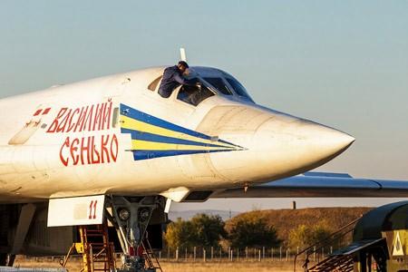 Ảnh đẹp về các máy bay ném bom chiến lược của Nga (kỳ 2) ảnh 8