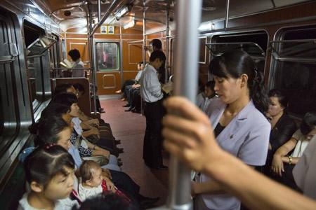 Những hình ảnh mới về Triều Tiên dưới thời lãnh đạo của Kim Jong Un (1) ảnh 6