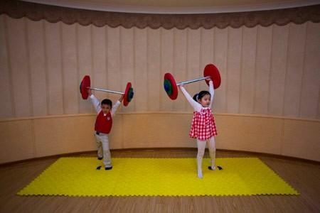 Những hình ảnh mới về Triều Tiên dưới thời lãnh đạo của Kim Jong Un (1) ảnh 8
