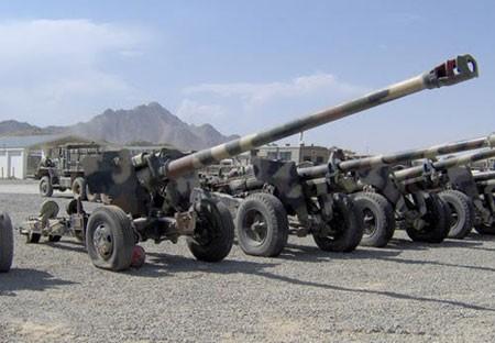 """""""Quyền lực"""" của các loại pháo trong chiến tranh Việt Nam ảnh 3"""
