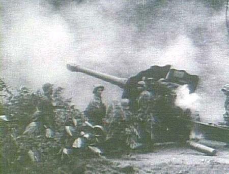 """""""Quyền lực"""" của các loại pháo trong chiến tranh Việt Nam ảnh 1"""