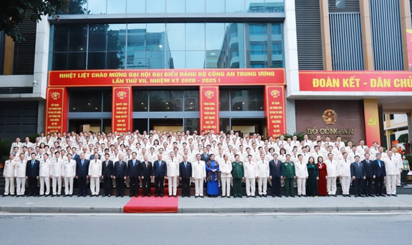 Lực lượng Công an nhân dân trưởng thành, lớn mạnh về mọi mặt với nhiều thành tựu to lớn ảnh 1