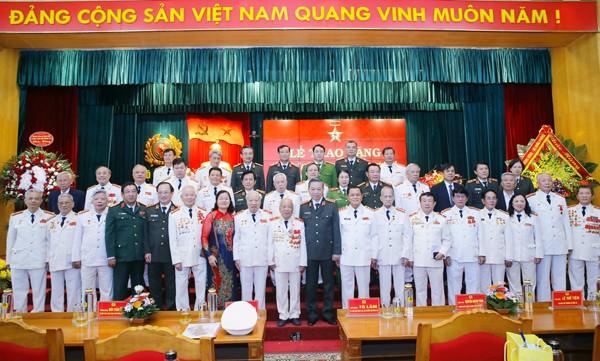 Lực lượng an ninh chi viện miền Nam đón nhận danh hiệu Anh hùng lực lượng vũ trang ảnh 5