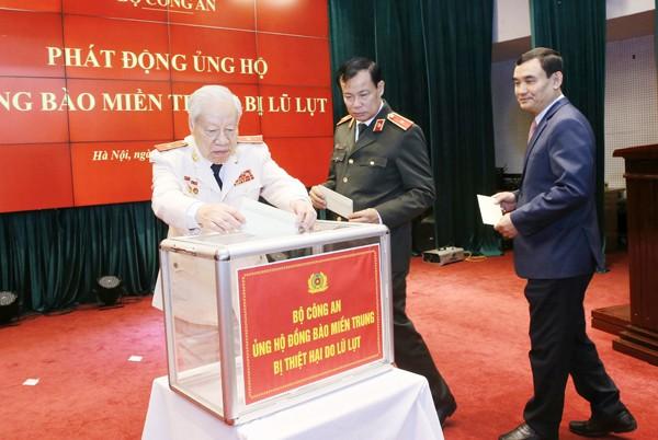 Lực lượng an ninh chi viện miền Nam đón nhận danh hiệu Anh hùng lực lượng vũ trang ảnh 4