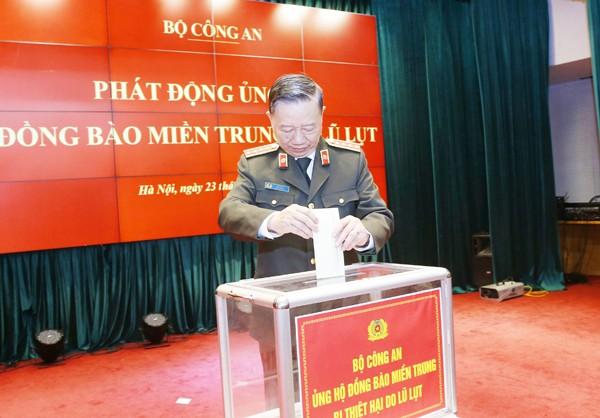 Lực lượng an ninh chi viện miền Nam đón nhận danh hiệu Anh hùng lực lượng vũ trang ảnh 3