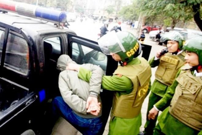 Từ 8h ngày 15-12, Công an Hà Nội đồng loạt triển khai cao điểm tấn công trấn áp tội phạm bảo vệ Tết Nguyên đán ảnh 5
