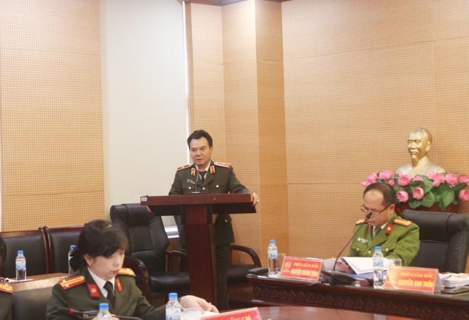 Từ 8h ngày 15-12, Công an Hà Nội đồng loạt triển khai cao điểm tấn công trấn áp tội phạm bảo vệ Tết Nguyên đán ảnh 2