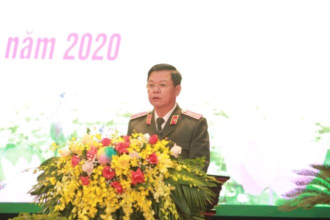 Công an Hà Nội đề ra 8 nhiệm vụ trọng tâm năm 2021 ảnh 1