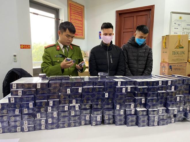 Hà Nội: Xóa đường dây mua bán thuốc lá điếu số lượng lớn ảnh 1