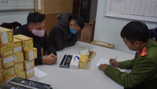 Hà Nội: Xóa đường dây mua bán thuốc lá điếu số lượng lớn ảnh 3