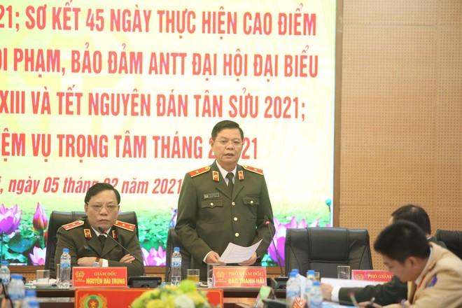 Tập trung cao độ bảo vệ Tết Nguyên đán Tân Sửu 2021 và phòng chống dịch Covid-19 ảnh 2