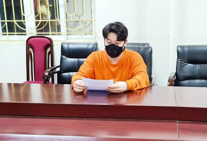 Bắt đối tượng người Hàn Quốc có Lệnh truy nã đỏ của Interpol ảnh 2