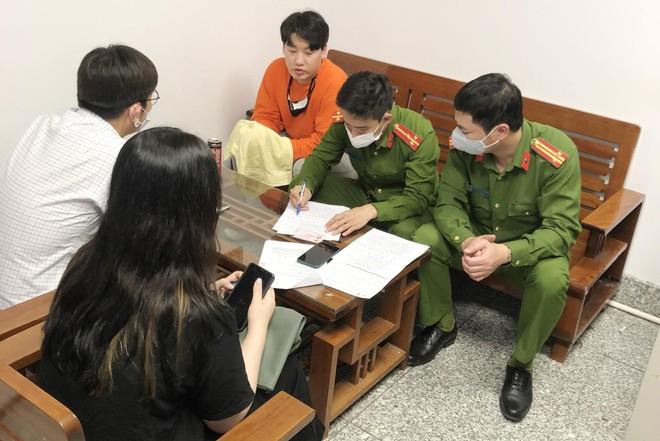 Bắt đối tượng người Hàn Quốc có Lệnh truy nã đỏ của Interpol ảnh 3