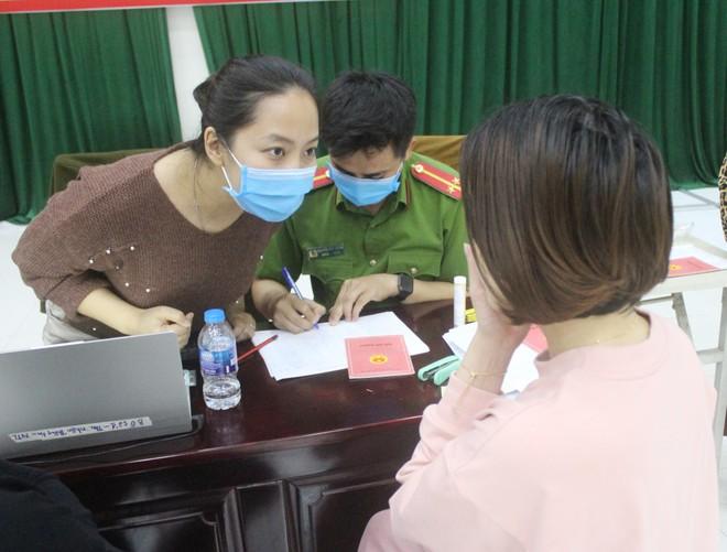 Sức trẻ thanh niên đồng hành trong chiến dịch cấp Căn cước công dân mới ảnh 3