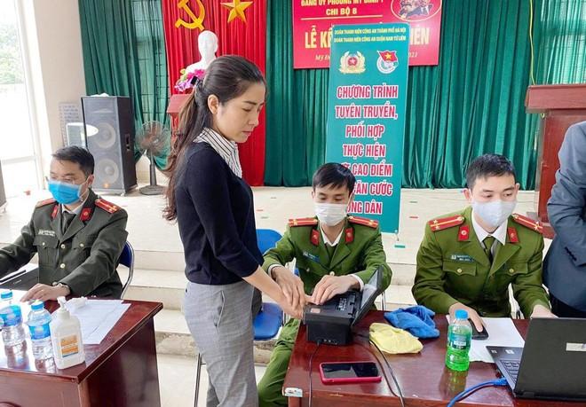 Sức trẻ thanh niên đồng hành trong chiến dịch cấp Căn cước công dân mới ảnh 1