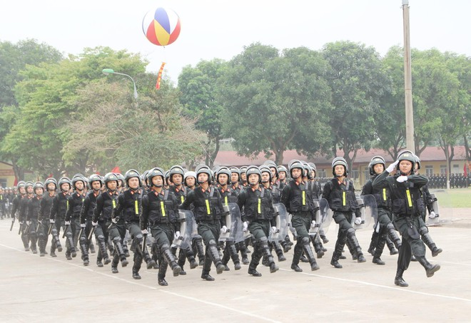 Vang mãi dấu ấn lực lượng Cảnh sát cơ động ảnh 3