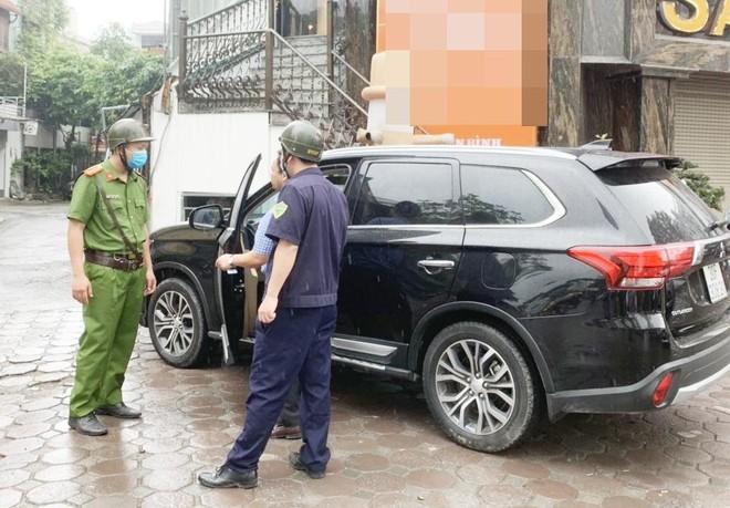 Ra quân đảm bảo trật tự, an toàn giao thông dịp nghỉ lễ 30-4 và 1-5 ảnh 1