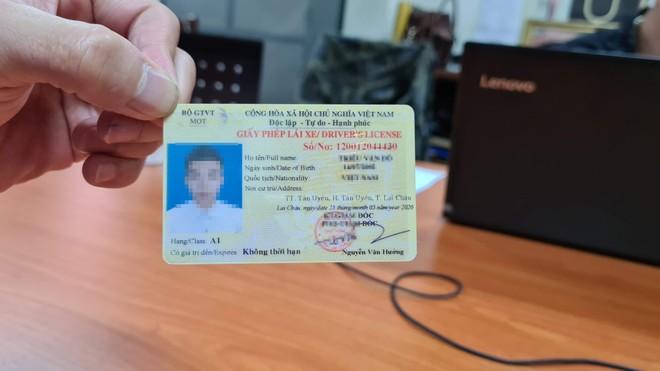 Xử lý nghiêm hành vi rao bán giấy phép lái xe giả công khai trên mạng xã hội ảnh 3