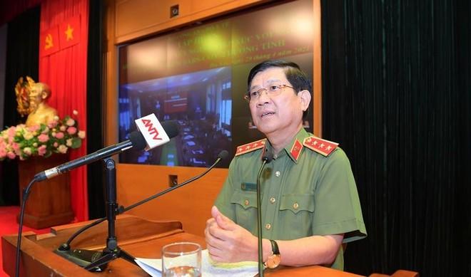 Tập huấn kỹ năng truy vết cho lực lượng Công an nhân dân để phòng dịch COVID-19 ảnh 2