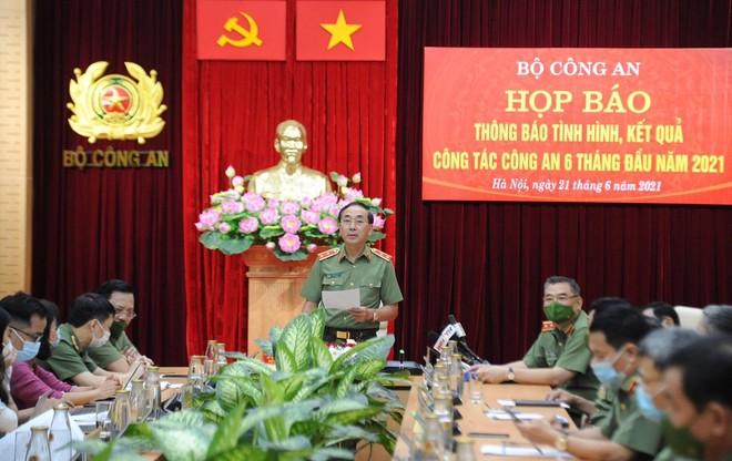 Phát huy mối quan hệ mật thiết giữa lực lượng Công an với các cơ quan báo chí ảnh 1