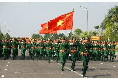 Phát động cuộc thi tìm hiểu 75 năm lực lượng vũ trang Thủ đô ảnh 1