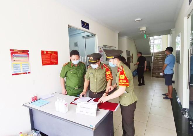Hoàn thiện công tác tiếp dân tại trụ sở Công an các phường theo Luật Cư trú ảnh 2