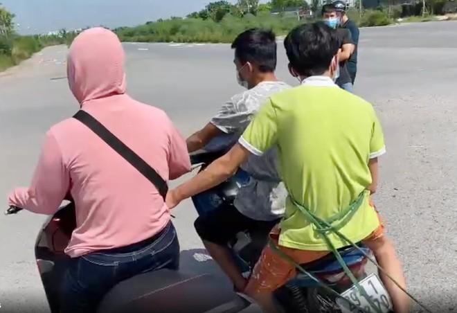 Truy bắt nhanh ổ nhóm cướp giật tài sản vùng ngoại ô ảnh 2