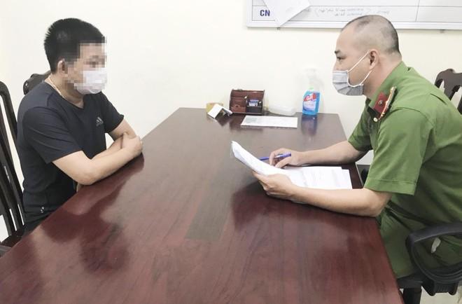 """Phạt 35 triệu đồng lái xe cứu thương chở người """"thông chốt"""" từ Vinh về Hà Nội ảnh 1"""