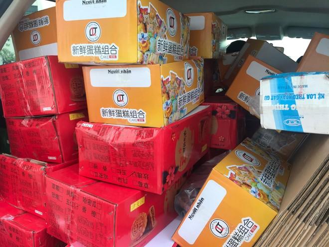 Ngăn chặn 5.000 bánh Trung thu không rõ nguồn gốc chuẩn bị được tiêu thụ ảnh 3