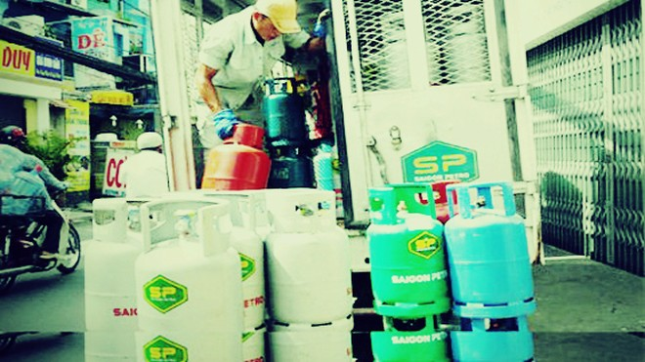 Sáng nay giá gas giảm 30 nghìn đồng/bình ảnh 1