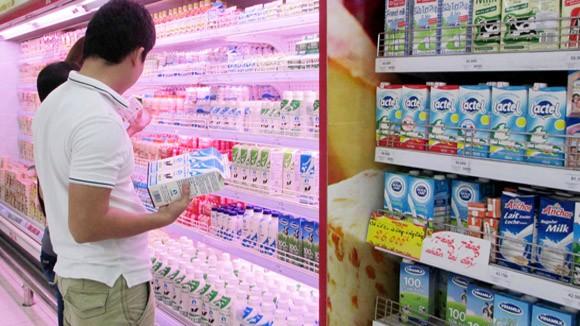 4 Bộ sẽ phối hợp quản giá sữa