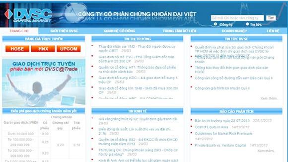 Chứng khoán Đại Việt bị phạt 340 triệu đồng, đình chỉ môi giới ảnh 1