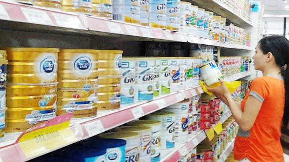 Yêu cầu 6 doanh nghiệp sữa lớn giải trình việc tăng giá ảnh 1