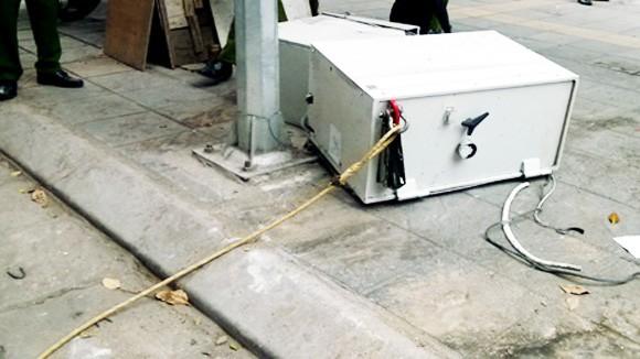 Vì sao kẻ gian không kịp lấy tiền, vụ phá cây ATM ngân hàng Maritime Bank? ảnh 1