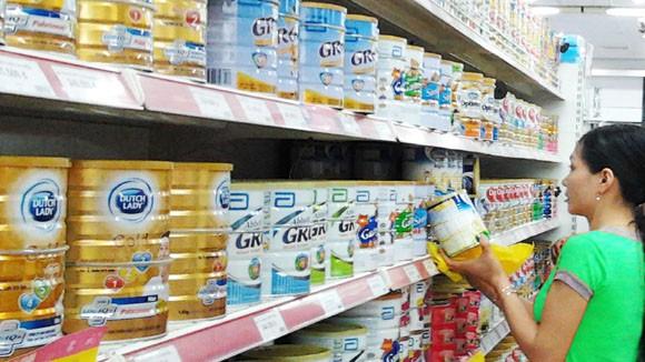 Sữa cho trẻ dưới 6 tuổi sẽ bị áp giá trần?