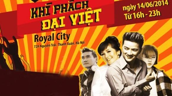 Đàm Vĩnh Hưng, Hồng Nhung, Văn Mai Hương… hội ngộ trong đêm nhạc Khí phách Đại Việt ảnh 1