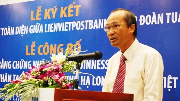 LienVietPostBank tài trợ 10.000 tỷ đồng cho các dự án của Tập đoàn Tuần Châu ảnh 2