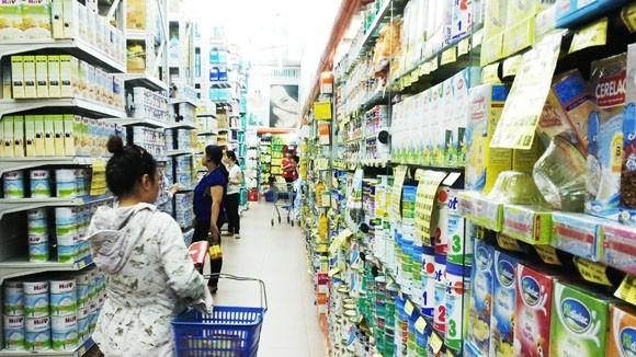 Giá sữa đã giảm 0,3% - 34% ảnh 1