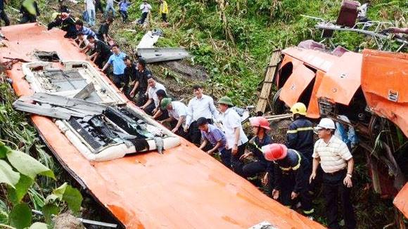Xe bị nạn đã mua bảo hiểm trách nhiệm dân sự cho hành khách với mức 70 triệu đồng/người/vụ